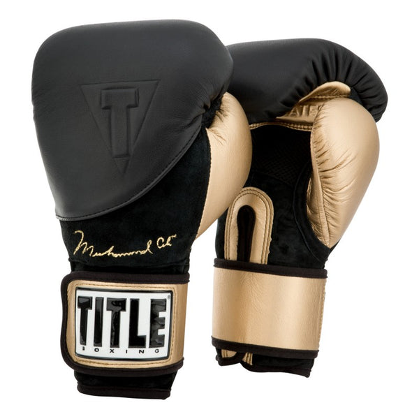 Title Ali Legacy Training Gloves