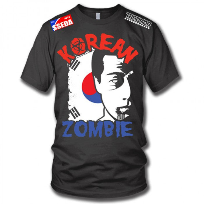 Traumma Korean Zombie Kids Shirt - Bridge City Fight Shop