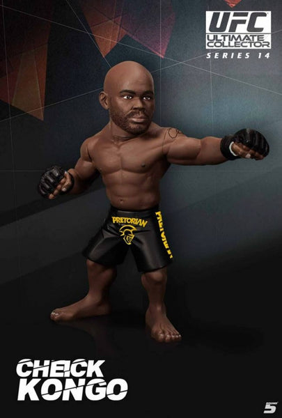 Round 5 Ultimate Collector Series 14 Cheick Kongo - Bridge City Fight Shop