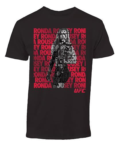 UFC Ronda Rousey Tee - Bridge City Fight Shop