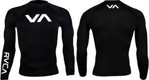 RVCA VA Rashguard - Bridge City Fight Shop - 1