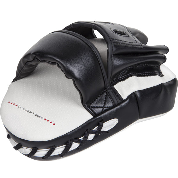 VENUM LIGHT FOCUS MITTS - ICE/BLACK (PAIR) - Bridge City Fight Shop - 3