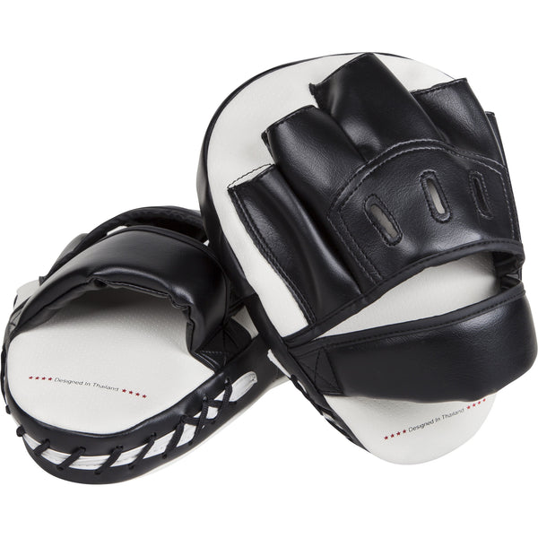 VENUM LIGHT FOCUS MITTS - ICE/BLACK (PAIR) - Bridge City Fight Shop - 4