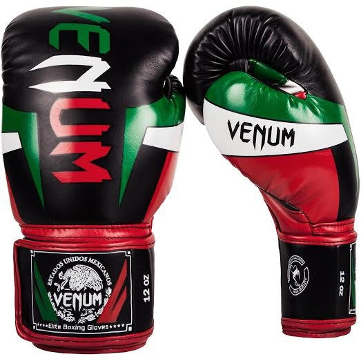 Venum Elite Mexico Boxing Glove - Bridge City Fight Shop