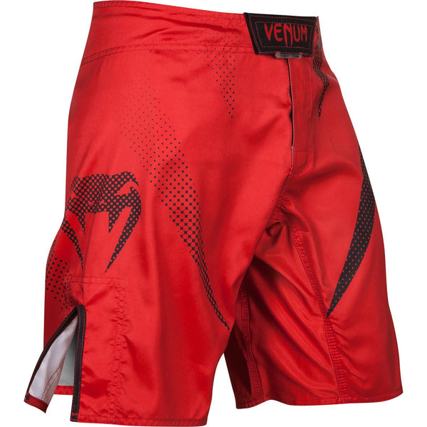 Venum Jaws Fightshorts - Red - Bridge City Fight Shop - 1