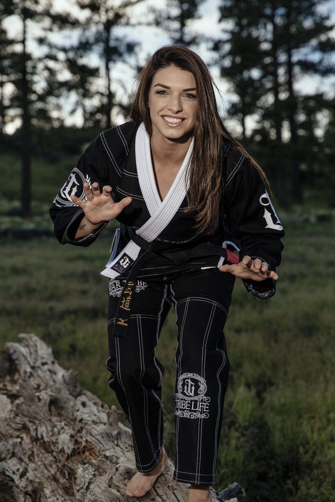 War Tribe Lioness Gi Black Women's - Bridge City Fight Shop - 1