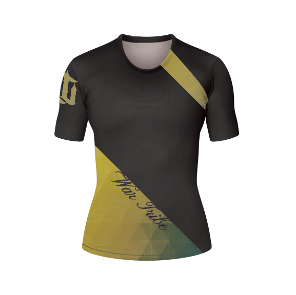 War Tribe Rival Rash Guard