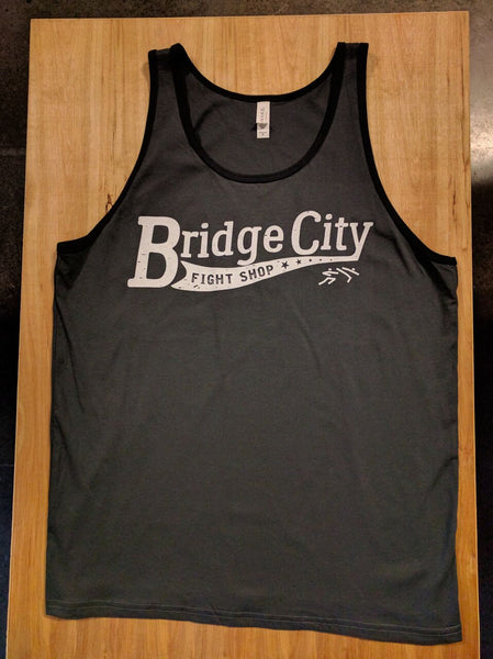 Bridge City Fight Shop Baseball Tanks - Bridge City Fight Shop - 2