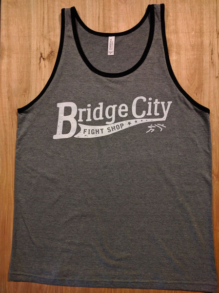 Bridge City Fight Shop Baseball Tanks - Bridge City Fight Shop - 1