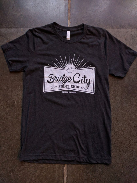 Bridge City Fight Shop Chevron Tees - Bridge City Fight Shop - 1