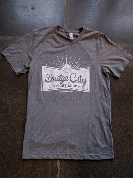 Bridge City Fight Shop Chevron Tees - Bridge City Fight Shop - 2