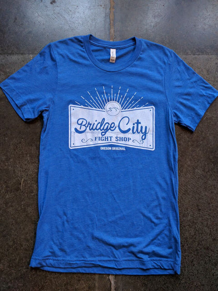 Bridge City Fight Shop Chevron Tees - Bridge City Fight Shop - 4