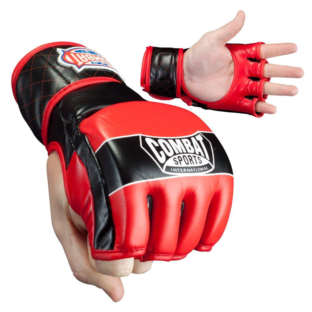 Combat Sports Traditional MMA Fight Gloves - Bridge City Fight Shop - 1