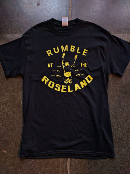 FCFF Rumble at the Roseland 85 Shirts - Bridge City Fight Shop
