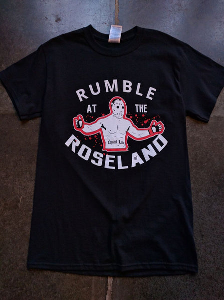 FCFF Rumble at the Roseland 87 Shirts - Bridge City Fight Shop