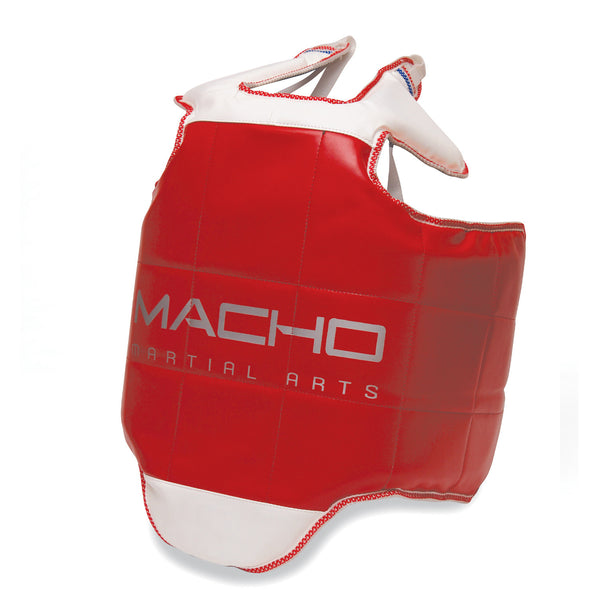 Macho Deluxe Tournament Hogu Chest Protector - Bridge City Fight Shop