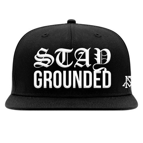 Newaza Stay Grounded Hat - Bridge City Fight Shop