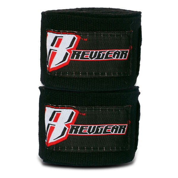 "Revgear 1.5"" X 120"" Elastic Handwraps - Bridge City Fight Shop - 2"