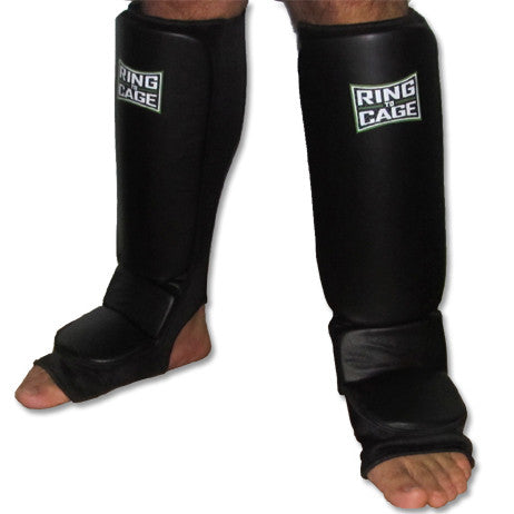 Ring To Cage Grappling Shinguards - Bridge City Fight Shop