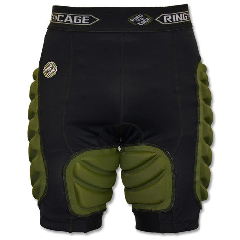 Ring to Cage Combat Padded Compression Short - Bridge City Fight Shop