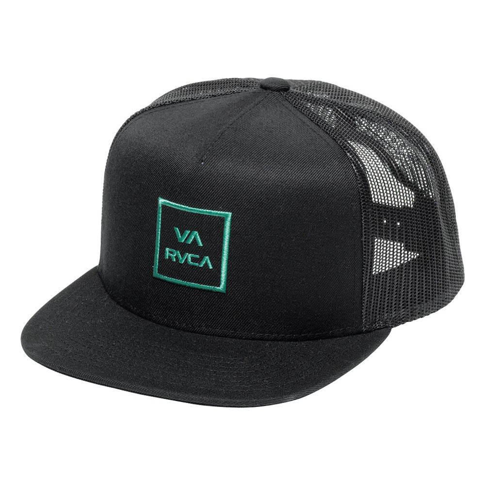 new styles 8bd16 58e3f RVCA VA All The Way Trucker Hat III - Bridge City Fight Shop - 1 ...