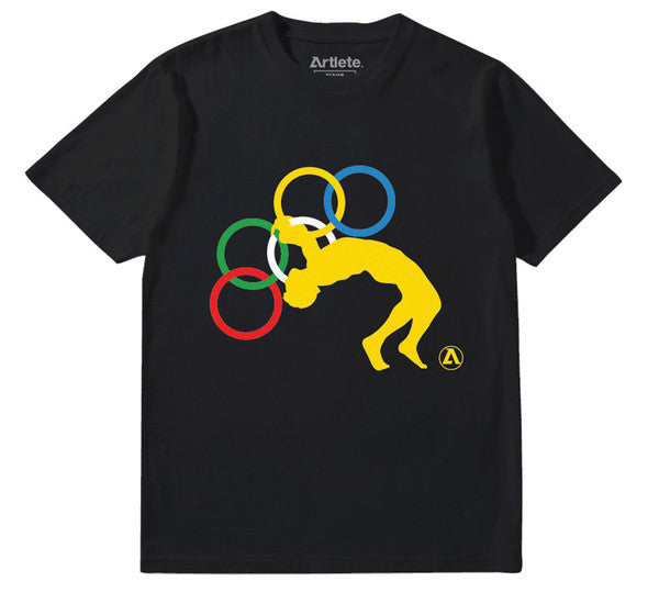 Artlete Save Olympic Wrestling - Bridge City Fight Shop