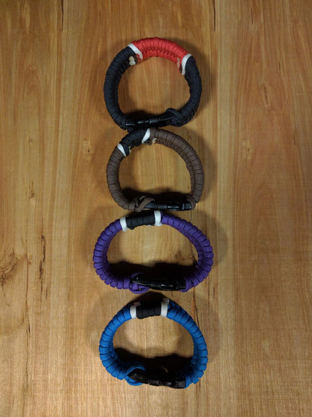Survival Bracelets BJJ - Bridge City Fight Shop - 1