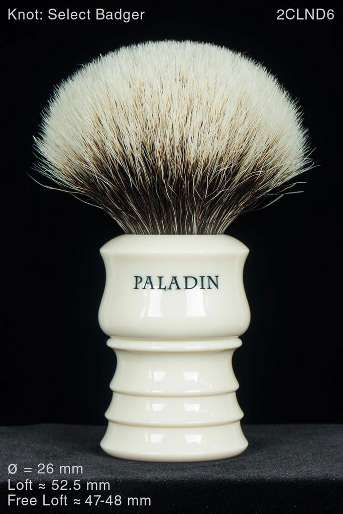Paladin Seven Samurai Select Badger Brushes Coming May 20th