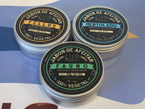 Luna Shaving Soaps- Hidden Gems From Spain