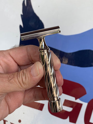 Barbaros TR-2 Razors Coming Saturday, April 10th