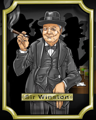 Coming Soon -Sir Winston by Gentleman's Nod