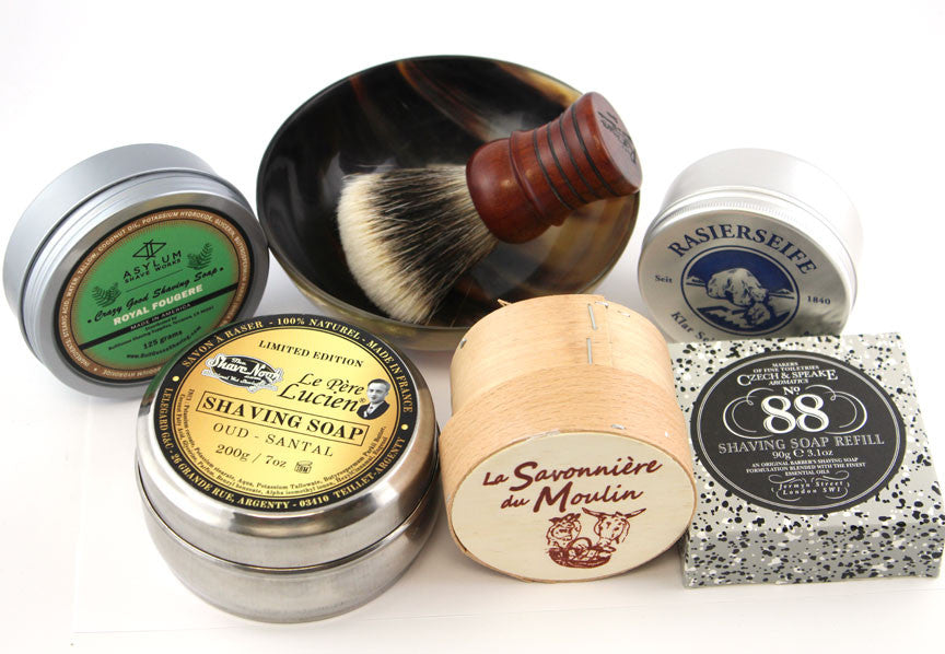 Which is The Best Shaving Soap On The Market?