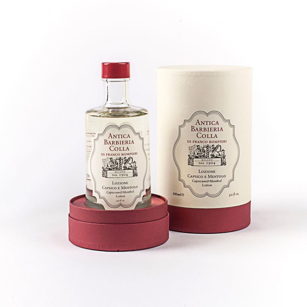 Antica Barbieria Colla Capsicum & Menthol Lotion