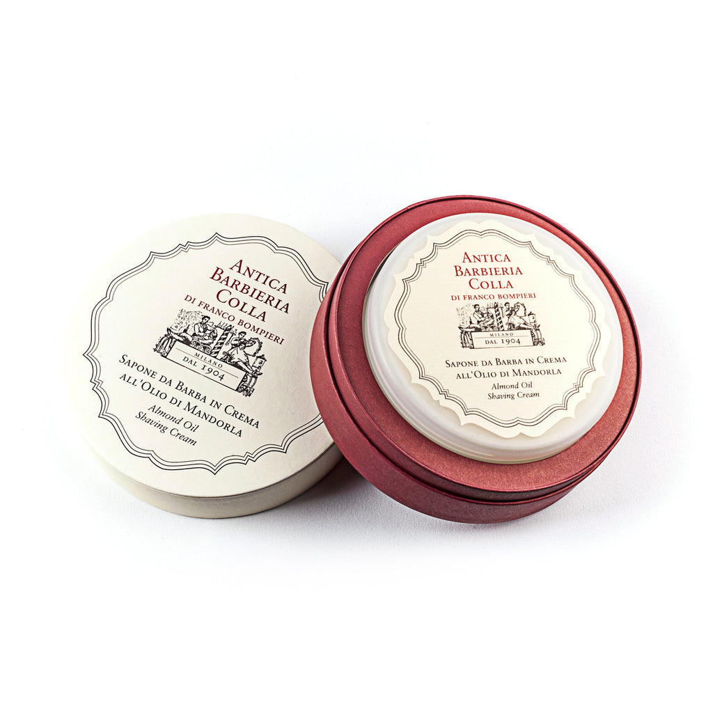 Antica Barbieria Colla Almond Oil Shaving Cream
