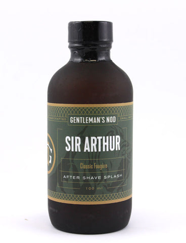Gentleman's Nod Sir Arthur Aftershave Splash -100ml