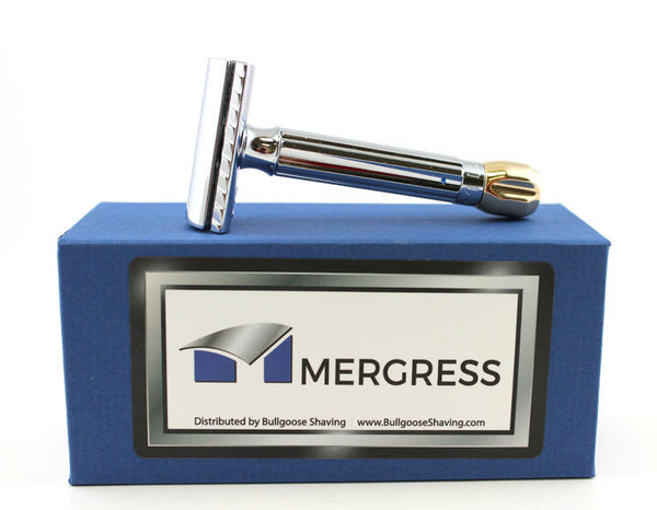 Bronze Knob Mergress Razor -New*