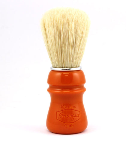 Semogue SOC Premium Boar in Butterscotch Resin