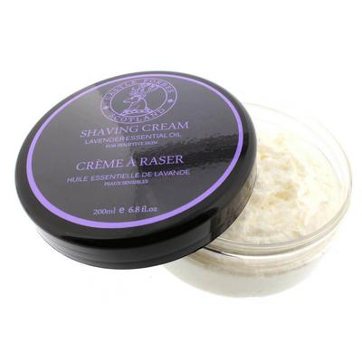 Castle Forbes Lavender Shaving Cream (200g)