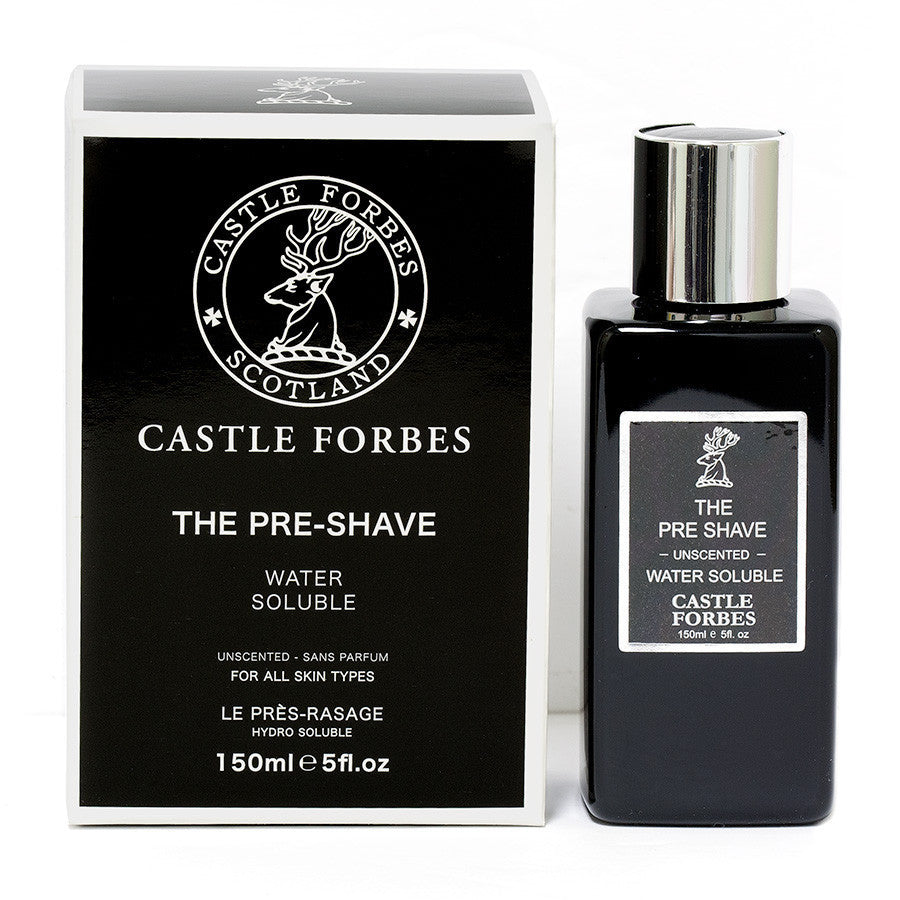 Castle Forbes Unscented Pre-shave (150ml)