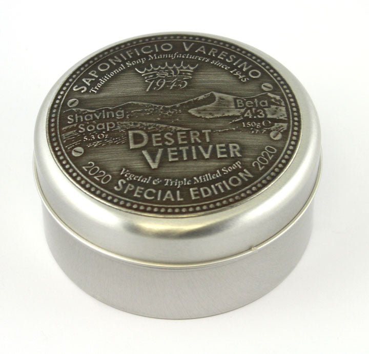 Saponificio Varesino Special Edition -Desert Vetiver Shaving Soap
