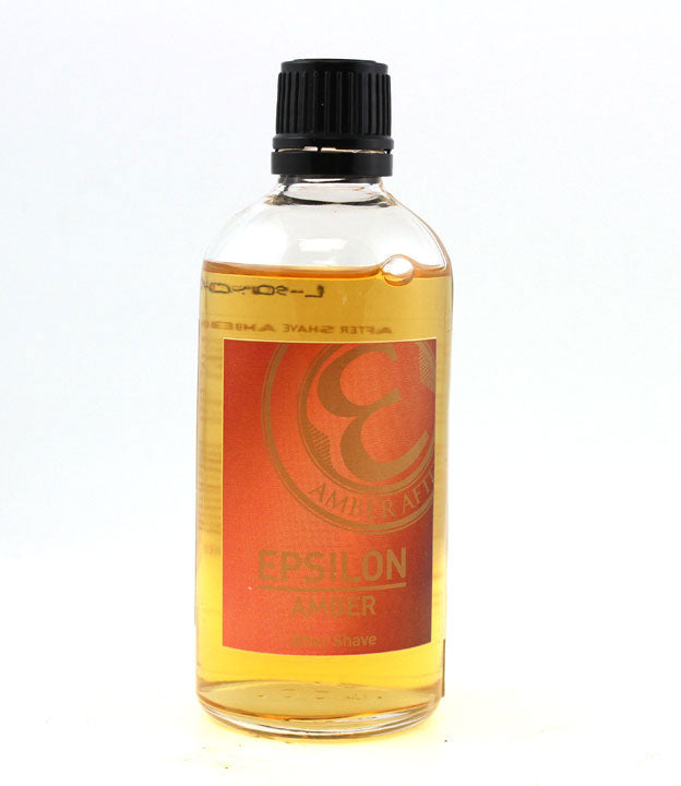 Epsilon Amber Aftershave Splash (100ml)