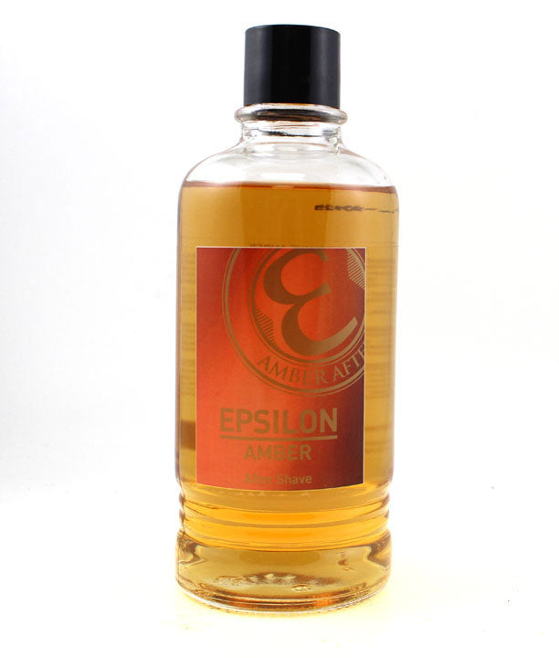 Epsilon Amber Aftershave Splash (400ml)