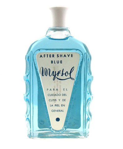 Myrsol Blue Aftershave