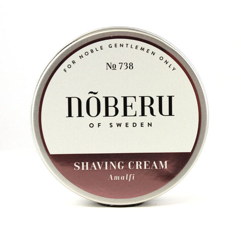 Noberu of Sweden Shaving Cream -Amalfi (100ml)