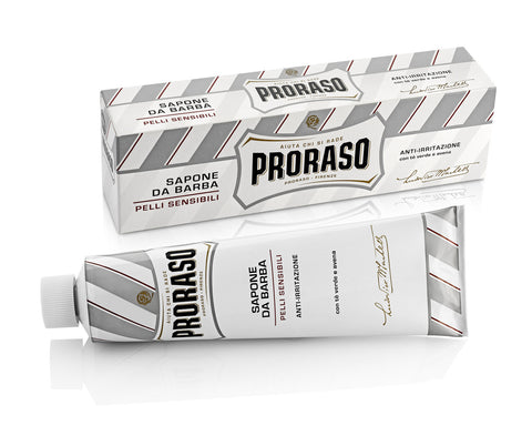 Proraso White Shaving Cream (Green Tea) 150ml