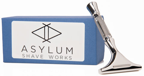 Polished Asylum Rx SE Razor -New for 2018