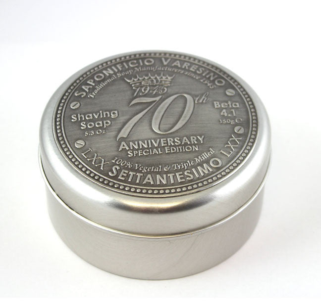 Saponificio Varesino 70th Anniversary Shaving Soap