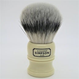 Simpson Trafalgar T1 Synthetic Fiber Shaving Brush