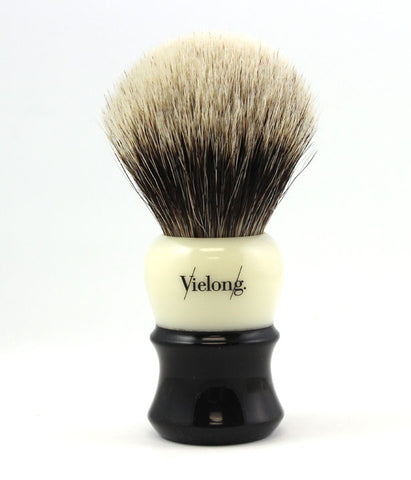 Vie-Long 2019 TSN Limited Edition Shaving Brush -European White Badger