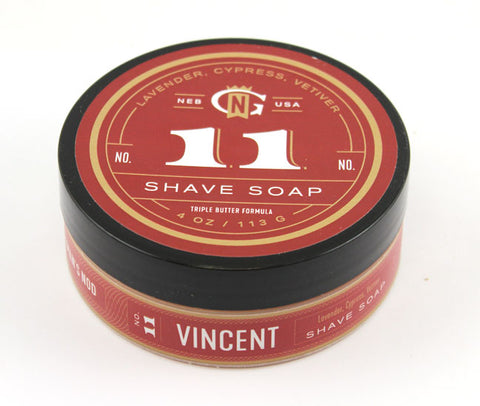 Gentleman's Nod Vincent Artisan Shaving Soap (4 OZ)